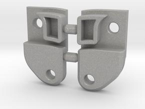 SCX10 Rear Upper Link Riser (RULR) in Aluminum