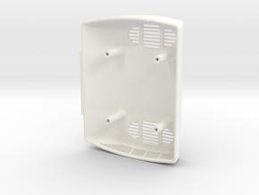Standklima Maßstab 1zu8 mit SCG Branding in White Processed Versatile Plastic