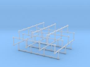 Haugland's grid subgraph no. 1 in Smooth Fine Detail Plastic