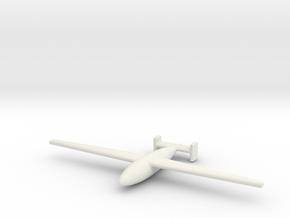 (1:144) Blohm & Voss BV 246 in White Natural Versatile Plastic