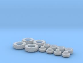 H0 1:87 Reifen 460/85 R34 in Smooth Fine Detail Plastic