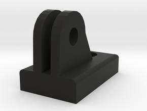GoPro Adapter for Magicshine MJ-808 LED lamp in Black Natural Versatile Plastic