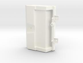 058019-02 Tamiya F150 Seat Bucket Manual, 2WD in White Processed Versatile Plastic
