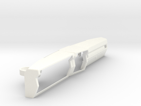 F150 Interior 058021-02 Tamiya F150 Nylon Dash in White Processed Versatile Plastic