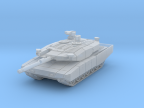 6mm Leopard 2 Revolution (x3) in Smooth Fine Detail Plastic