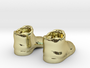 TIMBS for your Bionicle! in 18K Yellow Gold