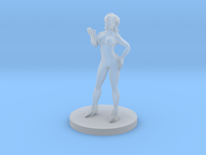Succubus in Normal Form in Smooth Fine Detail Plastic