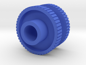Microman Machine Z Drive Gear in Blue Processed Versatile Plastic