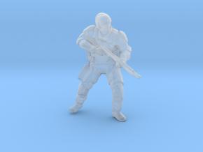 Swat-team - SHOTGUN breacher A  in Smooth Fine Detail Plastic