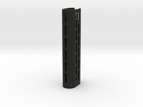 CA Stoner 96 LMG M-Lok foregrip (FSB cutout) in Black Natural Versatile Plastic