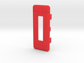 porte extincteur v1 extinguisher 1/14 in Red Processed Versatile Plastic