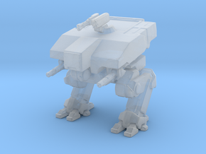 L5 Riesig Mech Walker in Smooth Fine Detail Plastic