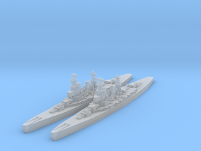 Amagi battlecruiser (1920s) (Axis & Allies) in Smooth Fine Detail Plastic
