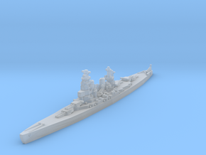 Amagi battlecruiser (1930s refit) 1/4800 in Smooth Fine Detail Plastic