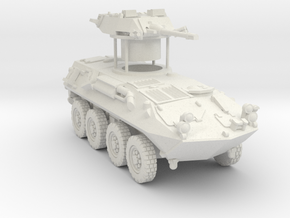 LAV 25A2 285 scale in White Natural Versatile Plastic