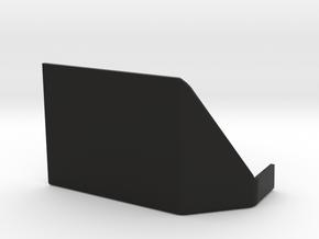 RAM 1500 Rear Seat Power Plug Bracket - Left in Black Natural Versatile Plastic