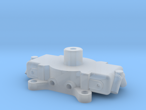 Carburetor (type 3) for RC4WD V8 Engine. in Smooth Fine Detail Plastic