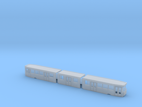 GTL8 (1:160) in Smooth Fine Detail Plastic
