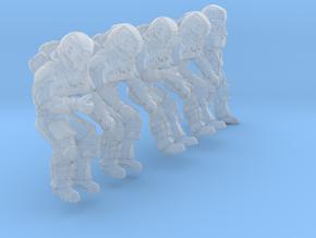 1/30 Sci-Fi Generic Pilot Set101 in Smooth Fine Detail Plastic