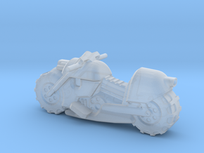 Bike alternative 28mm sci-fi in Smooth Fine Detail Plastic