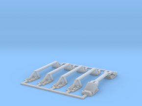 Command Module handles in Smoothest Fine Detail Plastic