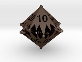 D00 Balanced [Beta] - Starlight in Polished Bronze Steel