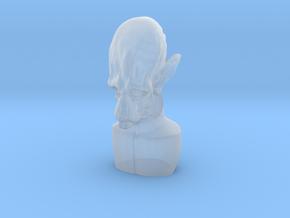 ALIEN in Smooth Fine Detail Plastic