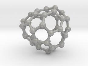 0657 Fullerene c44-29 c1 in Aluminum