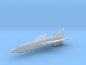 (1:285) Von Braun EMW A6 in Smooth Fine Detail Plastic