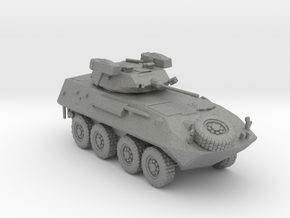 LAV 25a3 220 scale in Gray Professional Plastic