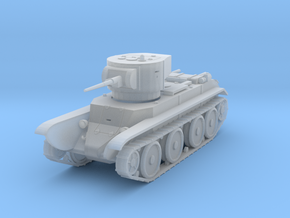 PV65C BT-7 Fast Tank M1935 (1/87) in Smooth Fine Detail Plastic