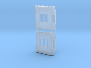 Bay Window N Scale  in Smoothest Fine Detail Plastic