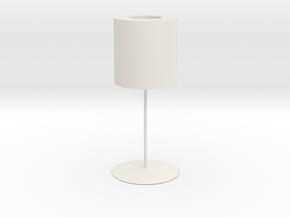 燈 in White Natural Versatile Plastic