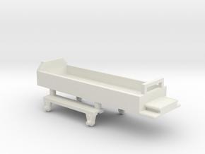 wengernalpbahn  kk 421 guterwagon 1/160 in White Natural Versatile Plastic
