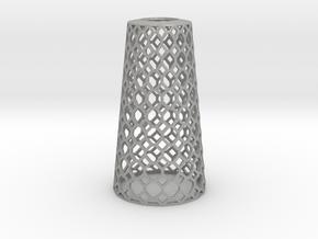 Lampshade_Cone_honey in Aluminum