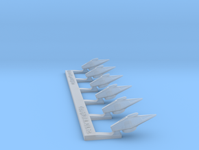 Omni Scale Hydran Stinger-H Fighters CVN in Smooth Fine Detail Plastic