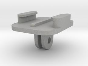 GoPro Quick release prong mount  in Aluminum