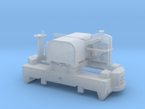 1/55 scale open Simplex in Smooth Fine Detail Plastic