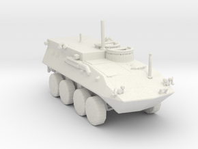 LAV C 160 scale in White Natural Versatile Plastic