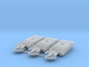6mm Heavy IFV (x3) in Smooth Fine Detail Plastic