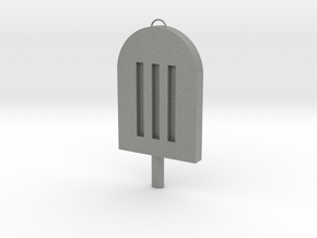 Popsicle in Gray Professional Plastic