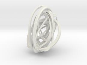 (GCVS: ZZA) - 2 in White Natural Versatile Plastic