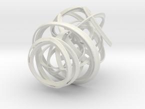 (GCVS: ZZA) - 3 in White Natural Versatile Plastic