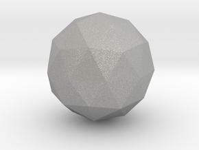 Icosphere in Aluminum