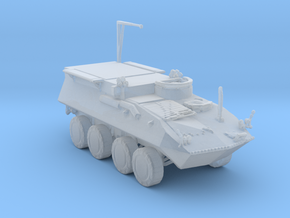 LAV L 285 scale in Smooth Fine Detail Plastic