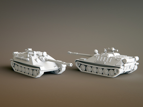 Asu 85 Scale: 1:200 in Smooth Fine Detail Plastic