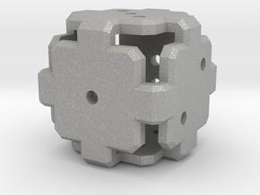 Plate D6 - MK2 in Aluminum