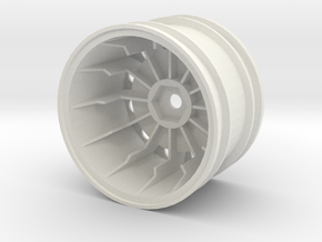tamiya avante wheel in White Natural Versatile Plastic