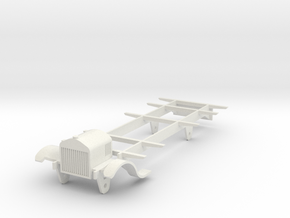 0-43-ford-railcar-chassis-1 in White Natural Versatile Plastic
