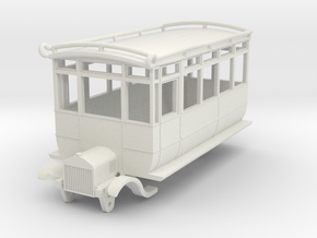 0-76-ford-wsr-railcar-1 in White Natural Versatile Plastic